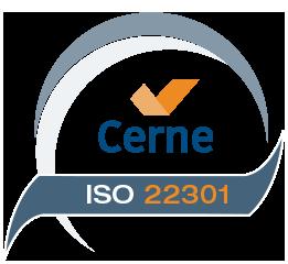 Sello ISO 22301