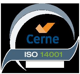 Sello Certificación ISO 14001