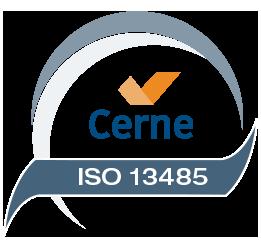 Sello ISO 13485