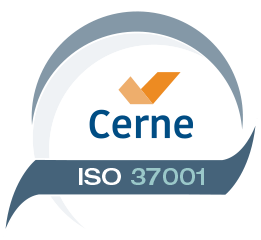 Sello Certificación ISO 37001
