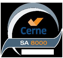 Sello Certificación SA 8000
