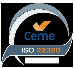 Certificación ISO 22320