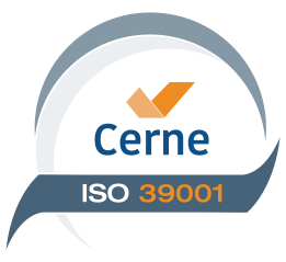 ISO 39001 CERTIFICATION SEAL