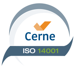 ISO 14001 CERTIFICATION SEAL