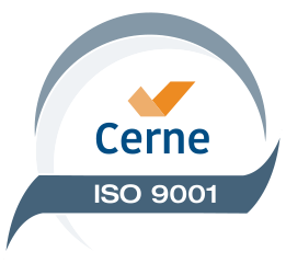ISO 9001 CERTIFICATION SEAL